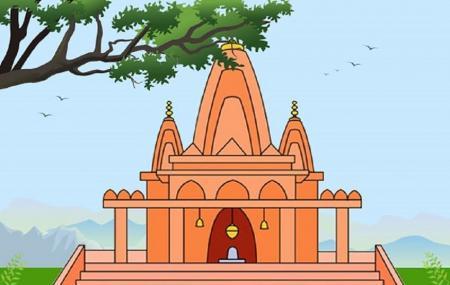 Abu Vishwa Temple Image