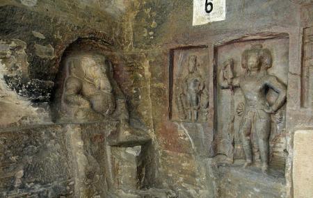 Udaygiri Caves, Sanchi