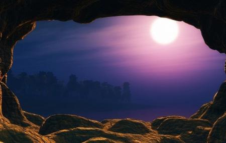 Kajal Rani Cave Image
