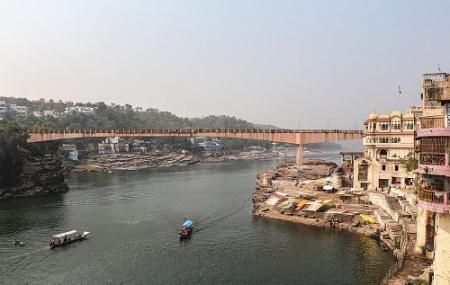 Omkareshwar Parikrama Image