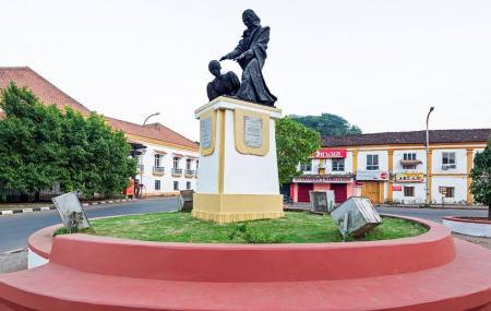 Statue Of Abbe Faria Image