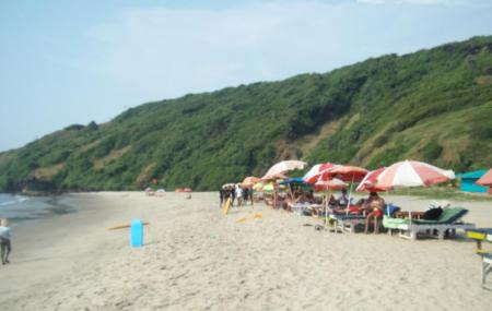 Baga Beach Image