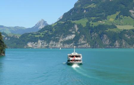 Lake Lucerne Image