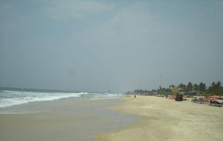 Colva Beach Image