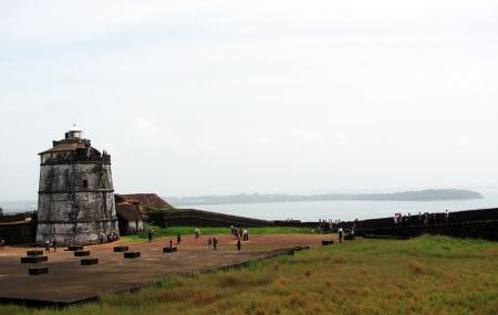 Aguada Fort Image