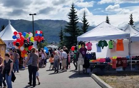 Anchorage Market And Festival, Anchorage