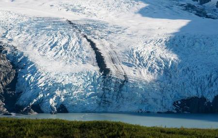 Portage Glacier Image