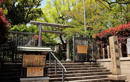 Horikoshi Shrine Image