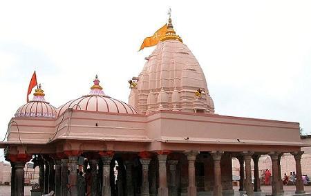 Maa Gadkalika Mandir, Ujjain