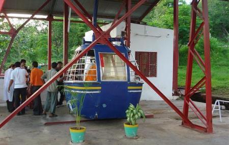 Ropeway At Manuabhan Tekri Image
