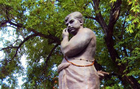 Chandrashekhar Azad Memorial Image