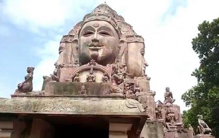 Shri Yantra Mandir, Amarkantak