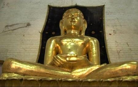Shri Sarvodaya Digambar Jain Temple, Amarkantak