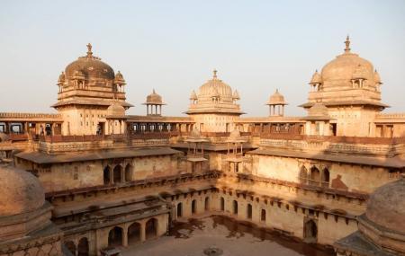Orchha Palace Image