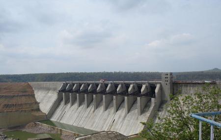 Madikheda Dam Image