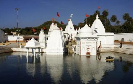 Narmada Udgam Temple Image