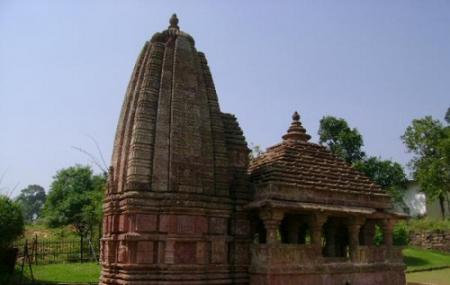 Ancient Temples Of Kalachuri Image