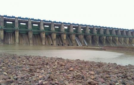 Rajghat Dam Image