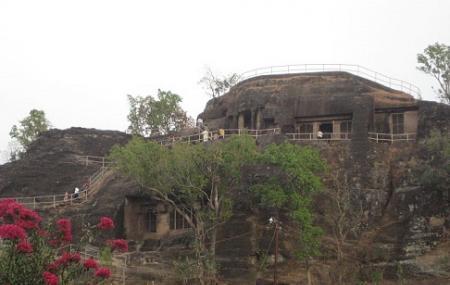 Pandav Caves Image