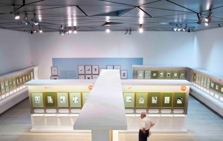 A B C Museum Of Drawing And Illustration Image