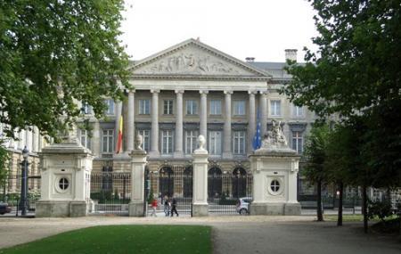 Palais De La Nation, Brussels