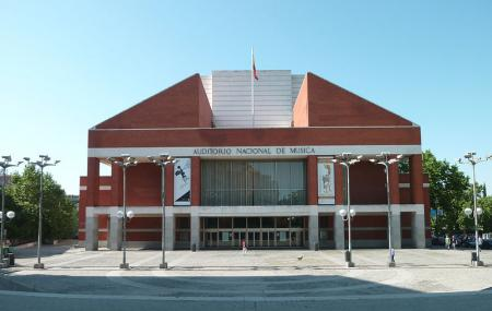 Auditorio Nacional De Musica Image