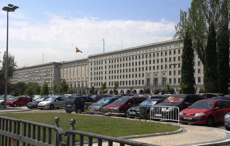 Nuevos Ministerios Image