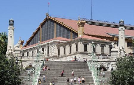 Gare De Marseille Saint-charles, Marseille