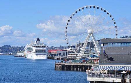 Seattle Great Wheel Image