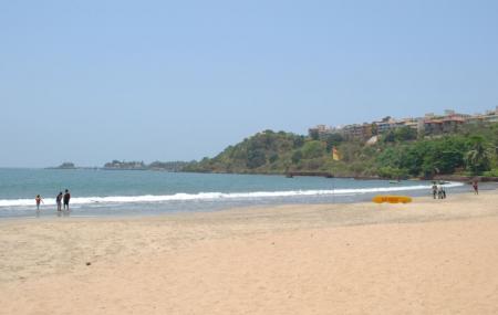 Vainguinim Beach Image