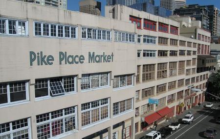 Pike Place Market Image