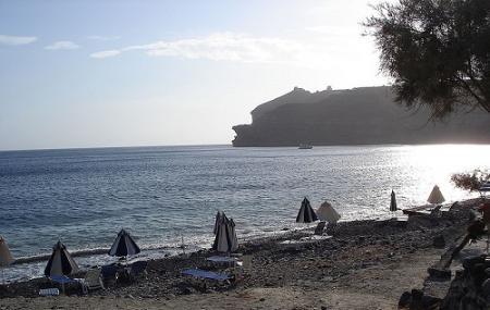 Mesa Pigadia Beach Image