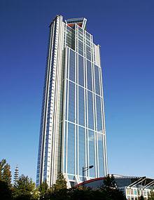 Osaka Prefectural Government Sakishima Building Observatory Image