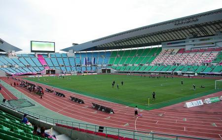 Yanmar Stadium Nagai Image