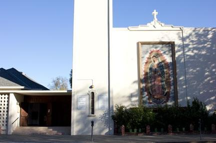 National Shrine Of Our Lady Of Guadalupe Image