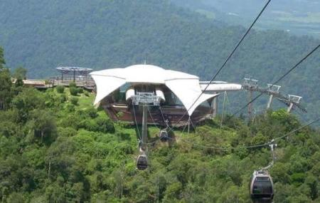 Gunung Machinchang Image