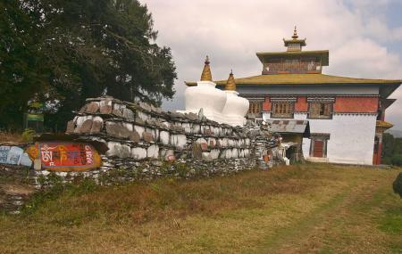 Tashiding Monastery Image