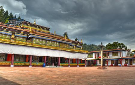 Rumtek Monastery Image