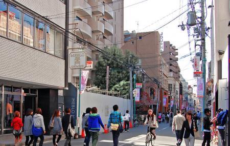 Tachibana Street, Osaka