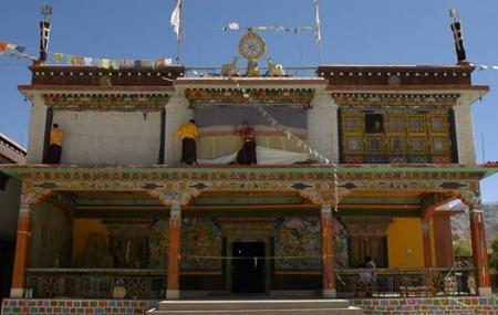 Karma Dupgyud Choeling Monastery Image