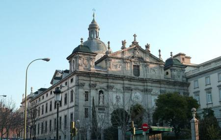 Salesas Reales, Madrid