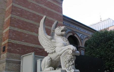 Palacio De Velazquez, Madrid