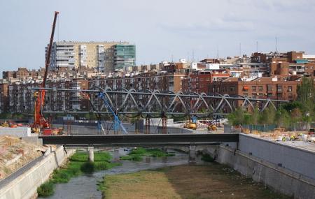 Puente De Arganzuela Image