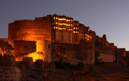 Meherangarh Fort Image
