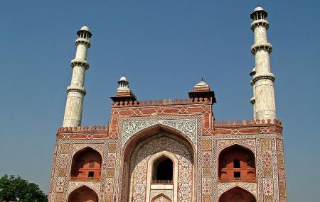 Tomb Of Akbar The Great Image
