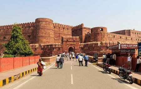 Agra Fort Image