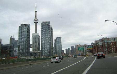 C N Tower Image