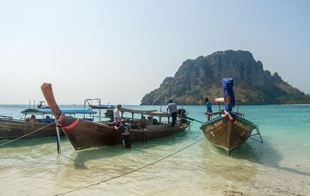 Tup Islands, Krabi