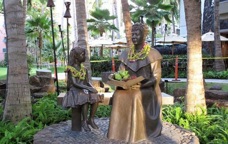 Princess Bernice Pauahi Statue Image