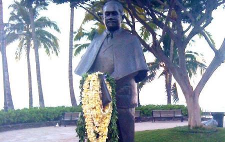 Prince Jonah Kuhio Statue Image